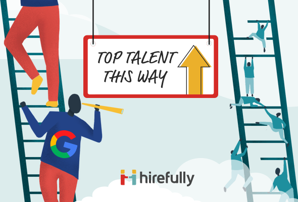 Never Hire a Recruiter from Google